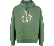 """Hoodie mit """"PRL Surf""""-Print"""