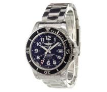 'Superocean II 42' analog watch