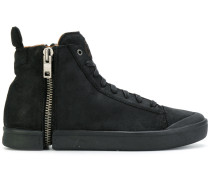 S Nentish hi-top sneakers