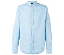 Hemd mit Knopfleiste - men - Baumwolle - L