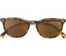 'Finley Esq.' Sonnenbrille in Schildpattoptik