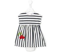 Kleid mit Höschen - kids - Baumwolle/Elastan