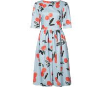 - Kleid mit Kirschen-Print - women