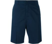 Gepunktete Chino-Shorts
