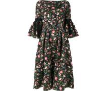 'Aleena' Kleid mit floralem Print - women