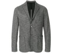 classic button blazer