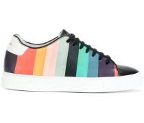 Gestreifte 'Basso' Sneakers