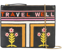Travel Well clutch