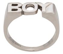 'Boy' Ring