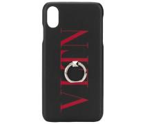 iPhone XS Max-Hülle mit VLTN-Print