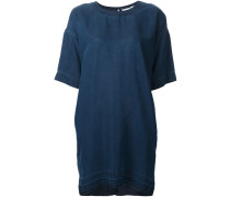'Kyoto' Jeans-Kleid - women - Baumwolle/Tencel