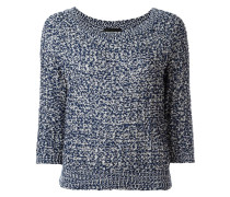 Pullover mit Dreiviertelärmeln - women