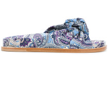 knotted paisley slides
