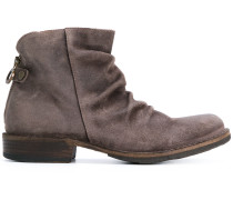 Fiorentini + Baker ruched ankle boots