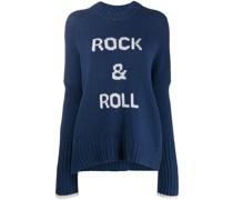 'Rock & Roll' Pullover