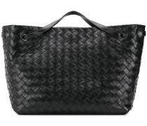Handtasche mit Intrecciato-Muster
