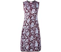 Kleid mit barockem Muster