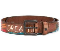 California Dream belt - women - Leder - 85