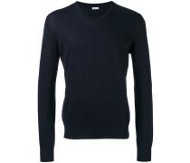 Pullover mit V-Ausschnitt - men - Baumwolle - 54