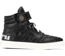 'Statement' High-Top-Sneakers