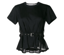 belted T-shirt