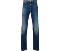 Schmale Jeans - men - Baumwolle - 33