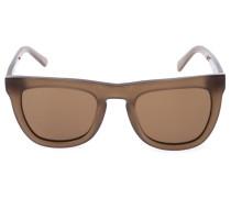 Sonnenbrille mit flacher Oberseite - women