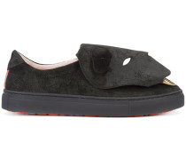 - Sneakers mit Bärenmotiv - women