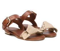 Sandalen mit Knotendetail - kids