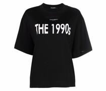 "T-Shirt mit ""The 1990s""-Print"