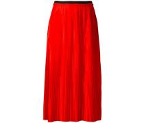 - 'Miqiau' Plisseerock - women - Polyester - S