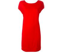 Kurzes Kleid mit rundem Rückenausschnitt