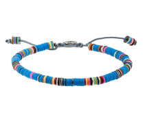 'African' Silberarmband
