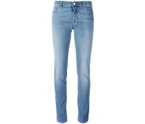 Jeans mit Sternen-Print - women