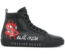 Alec x Plein hi tops