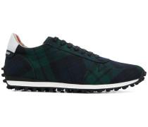 Tartan Wool sneakers