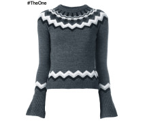 nordic style jumper