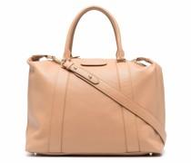 Große Handtasche aus weichem Leder
