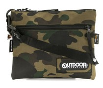 A BATHING APE® x Outdoor Products Mini-Schultertasche