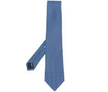 Krawatte mit Logo-Print