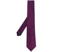 Krawatte mit Gancio-Muster