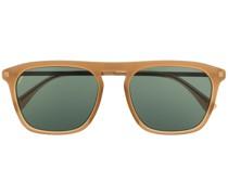 Eckige 'Kallio' Sonnenbrille