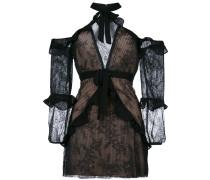 Margot cold shoulder mini dress