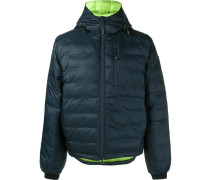 'Lodge' Daunenjacke - men - Nylon/recyceltes