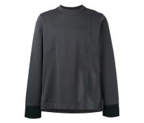Sweatshirt mit Streifen - men - Baumwolle - L