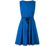 - Tailliertes Minikleid - women - Baumwolle - L