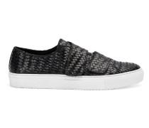 - Geflochtene Sneakers mit Klettverschluss - men
