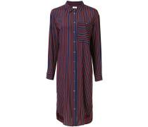 Abiola striped shirt dress