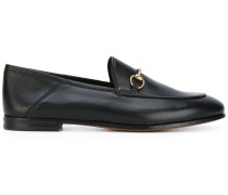 'Brixton' Loafer mit Horsebit-Schnalle - women