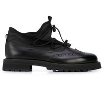 Knöchelhohe Oxford-Schuhe